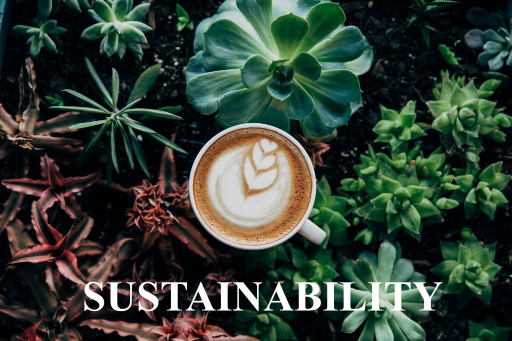 Sustainable coffee farms